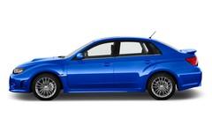 Subaru Impreza WRX STI Limousine (2007 - 2011) 4 Türen Seitenansicht