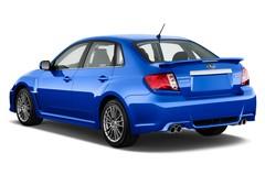 Subaru Impreza WRX STI Limousine (2007 - 2011) 4 Türen seitlich hinten