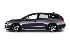 Subaru Levorg Sport Kombi (2014 - heute) 5 Türen Seitenansicht