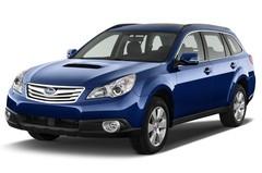 Subaru Outback Comfort Kombi (2009 - 2014) 5 Türen seitlich vorne