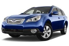 Subaru Outback Comfort Kombi (2009 - 2014) 5 Türen seitlich vorne mit Felge