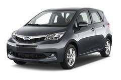 Subaru Trezia Kombi (2011 - 2014)