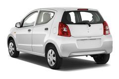 Suzuki Alto Club Kleinwagen (2009 - 2014) 5 Türen seitlich hinten