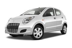 Suzuki Alto Club Kleinwagen (2009 - 2014) 5 Türen seitlich vorne mit Felge