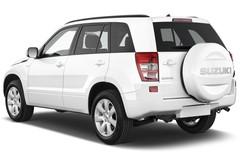 Suzuki Grand Vitara Comfort SUV (2005 - 2015) 5 Türen seitlich hinten