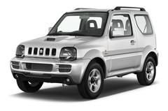 Suzuki Jimny Comfort SUV (1998 - heute) 3 Türen seitlich vorne