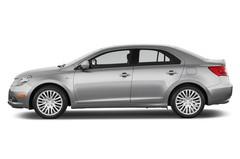Suzuki Kizashi Sport Limousine (2010 - heute) 4 Türen Seitenansicht