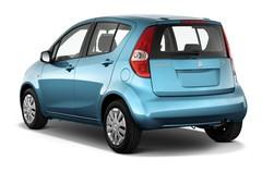 Suzuki Splash Club Kleinwagen (2008 - 2014) 5 Türen seitlich hinten