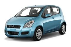 Suzuki Splash Club Kleinwagen (2008 - 2014) 5 Türen seitlich vorne