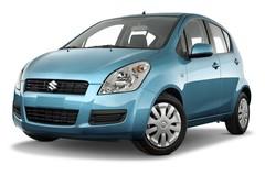 Suzuki Splash Club Kleinwagen (2008 - 2014) 5 Türen seitlich vorne mit Felge