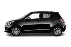 Suzuki Swift 1.2 Comfort Kleinwagen (2011 - 2017) 5 Türen Seitenansicht