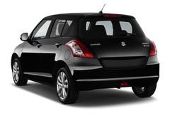 Suzuki Swift 1.2 Comfort Kleinwagen (2011 - 2017) 5 Türen seitlich hinten