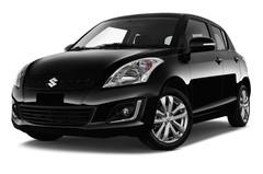 Suzuki Swift 1.2 Comfort Kleinwagen (2011 - 2017) 5 Türen seitlich vorne mit Felge