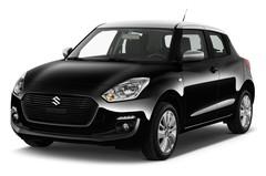 Suzuki Swift Comfort Kleinwagen (2017 - heute) 5 Türen seitlich vorne