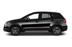 Suzuki SX4 Comfort+ Kompaktklasse (2013 - heute) 5 Türen Seitenansicht