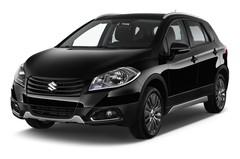 Suzuki SX4 Comfort+ Kompaktklasse (2013 - heute) 5 Türen seitlich vorne
