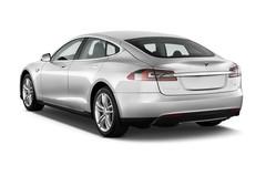 Tesla Model S S Limousine (2009 - heute) 5 Türen seitlich hinten