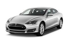 Tesla Model S S Limousine (2009 - heute) 5 Türen seitlich vorne