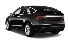 Tesla Model X 75D SUV (2015 - heute) 5 Türen seitlich hinten