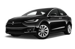 Tesla Model X 75D SUV (2015 - heute) 5 Türen seitlich vorne mit Felge