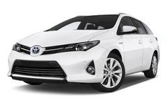 Toyota Auris Executive Kombi (2013 - heute) 5 Türen seitlich vorne mit Felge