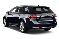 Toyota Avensis Business Edtion Kombi (2015 - heute) 5 Türen seitlich hinten
