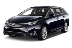 Toyota Avensis Business Edtion Kombi (2015 - heute) 5 Türen seitlich vorne