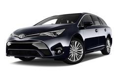 Toyota Avensis Business Edtion Kombi (2015 - heute) 5 Türen seitlich vorne mit Felge