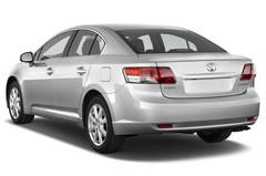 Toyota Avensis Executive Limousine (2009 - 2015) 4 Türen seitlich hinten