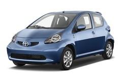 Toyota Aygo + Kleinwagen (2005 - 2014) 5 Türen seitlich vorne