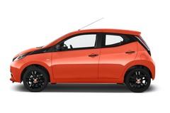 Toyota Aygo X-Cite 2WD MT Kleinwagen (2014 - heute) 5 Türen Seitenansicht