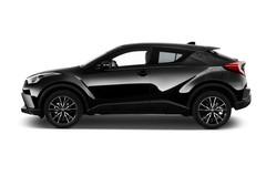 Toyota C-HR Lounge SUV (2016 - heute) 5 Türen Seitenansicht
