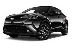 Toyota C-HR Lounge SUV (2016 - heute) 5 Türen seitlich vorne mit Felge