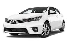 Toyota Corolla Comfort Limousine (2013 - heute) 4 Türen seitlich vorne mit Felge