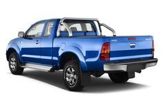 Toyota HiLux - Pritsche (2005 - 2015) 2 Türen seitlich hinten