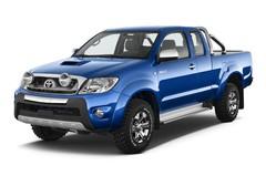Toyota HiLux - Pritsche (2005 - 2015) 2 Türen seitlich vorne