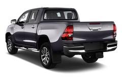 Toyota HiLux Comfort Pritsche (2015 - heute) 4 Türen seitlich hinten