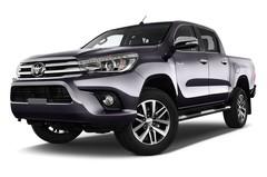 Toyota HiLux Comfort Pritsche (2015 - heute) 4 Türen seitlich vorne mit Felge