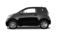 Toyota iQ + Kleinwagen (2008 - 2014) 3 Türen Seitenansicht