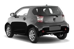Toyota iQ + Kleinwagen (2008 - 2014) 3 Türen seitlich hinten