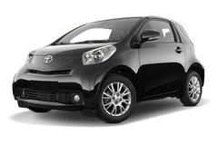 Toyota iQ + Kleinwagen (2008 - 2014) 3 Türen seitlich vorne mit Felge