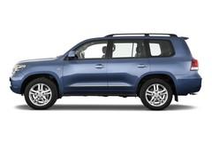 Toyota Land Cruiser Executive SUV (2008 - 2012) 5 Türen Seitenansicht