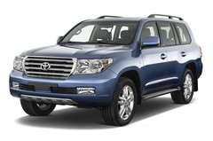 Toyota Land Cruiser SUV (2008 - 2012)