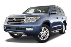 Toyota Land Cruiser Executive SUV (2008 - 2012) 5 Türen seitlich vorne mit Felge