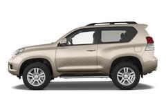 Toyota Land Cruiser - SUV (2009 - heute) 3 Türen Seitenansicht