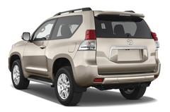 Toyota Land Cruiser - SUV (2009 - heute) 3 Türen seitlich hinten