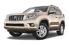 Toyota Land Cruiser - SUV (2009 - heute) 3 Türen seitlich vorne mit Felge