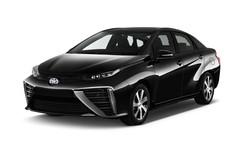 Toyota Mirai/FCV - Limousine (2015 - heute) 4 Türen seitlich vorne