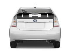 Toyota Prius - Limousine (2009 - 2016) 5 Türen Heckansicht