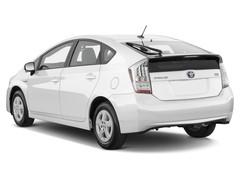 Toyota Prius - Limousine (2009 - 2016) 5 Türen seitlich hinten